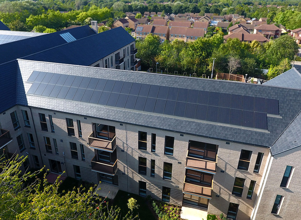 Clearline Fusion Roof Integrated Solar Pv