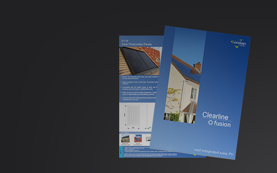 roof integration kit for solar PV