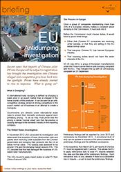 Solar Briefings And Case Studies