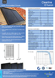 roof-integrated-solar-PV-datasheet