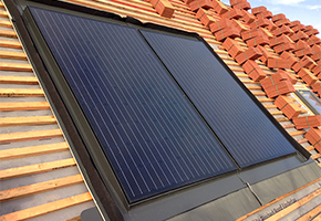 MCS012 approved roof integrated solar
