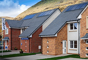 Viridian Solar and Ogilvie Homes to work together