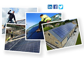 Roof integrated pv promotion