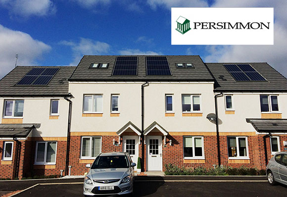 Solar deal with Persimmon Homes