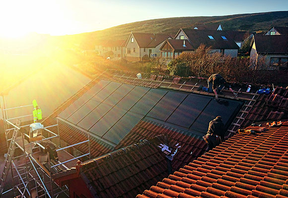 Nordri wins integrated solar photo competition